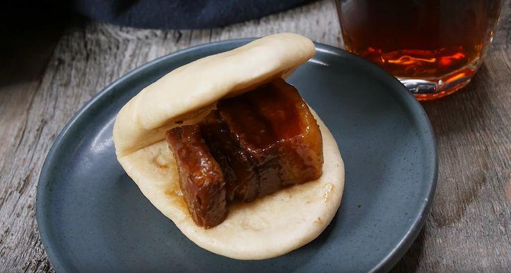 トロトロの幸せ食感♩「角煮まんじゅう」の作り方
