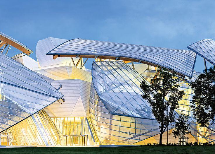 Fundación Louis Vuitton en París | Galería de fotos 2 de 11 | AD MX