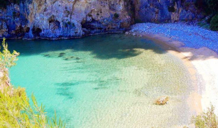 Spiaggia del Buon Dormire, Cilento, Campania - 24 hidden beaches in Italy -