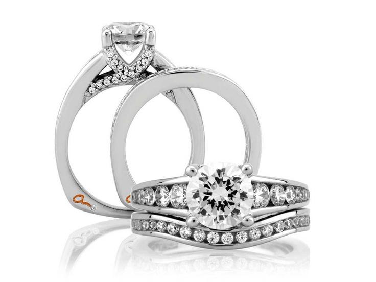 28 best A.Jaffe Designer Engagement Rings images on Pinterest ...