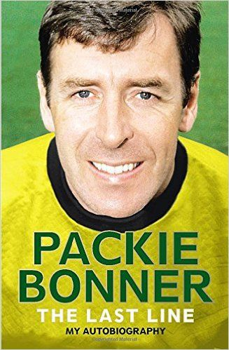 Goalkeeper - The autobiography of Patrick 'Packie' Bonner, the Irish goalkeeper who made a remarkable 641 appearances for Celtic FC