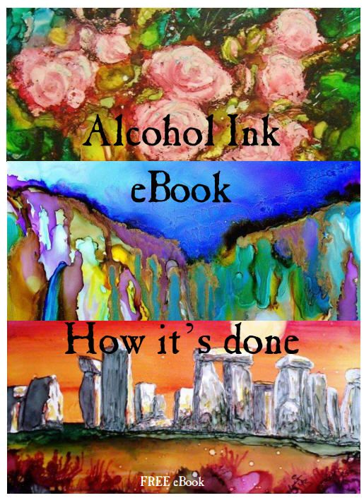 Free eBook about painting with alcohol ink. For the last three months over 80 alcohol ink artists have been working tirelessly to bring techniques and examples to the world in a free eBook.  It is …