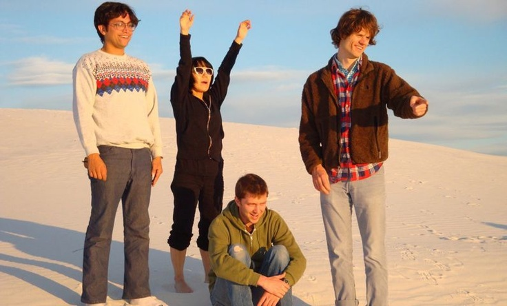 HEAR - A mixtape by Deerhoof - Two Thousand