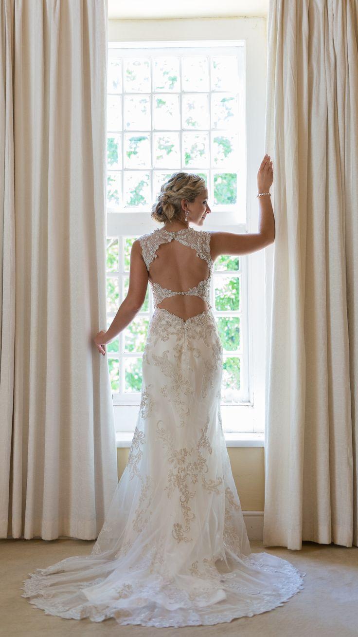 Maggie Sottero Jade Size 10 Wedding Dress