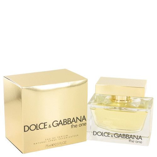 Dolce and Gabbana The One Eau De Parfum Spray 2.5 oz (75 ml), $84