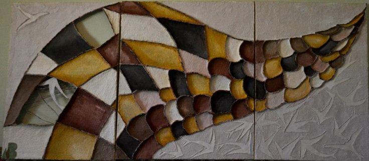 Galleria paper art :: Betti Failla art
