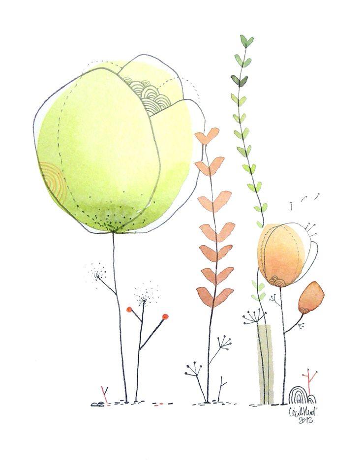 bouquet claire