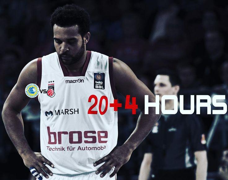 20  4 Stunden bis zum 1. @bekobbl Spiel für unsere @brose_baskets gegen die Basketball Löwen Braunschweig und http://ift.tt/1CYCCq7 ist auch dabei! /// 20  4 hours until 1st BBL league game against Braunschweig. Tune in on Telekom Basketball!  #BAMBACK #Freakcity #BekoBBL #EH20 by eliasjmharris