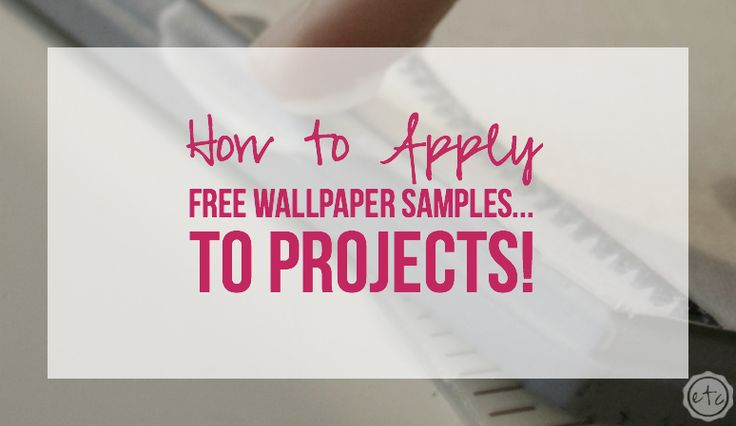If you've been following along with the Thrift Store Swap you already know about my epiphany to apply FREE wallpaper samples on top of my round-bouty thing