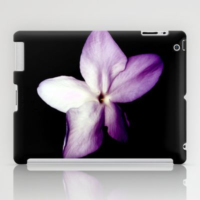 jasmine perfect aroma iPad Case by alkinoos
