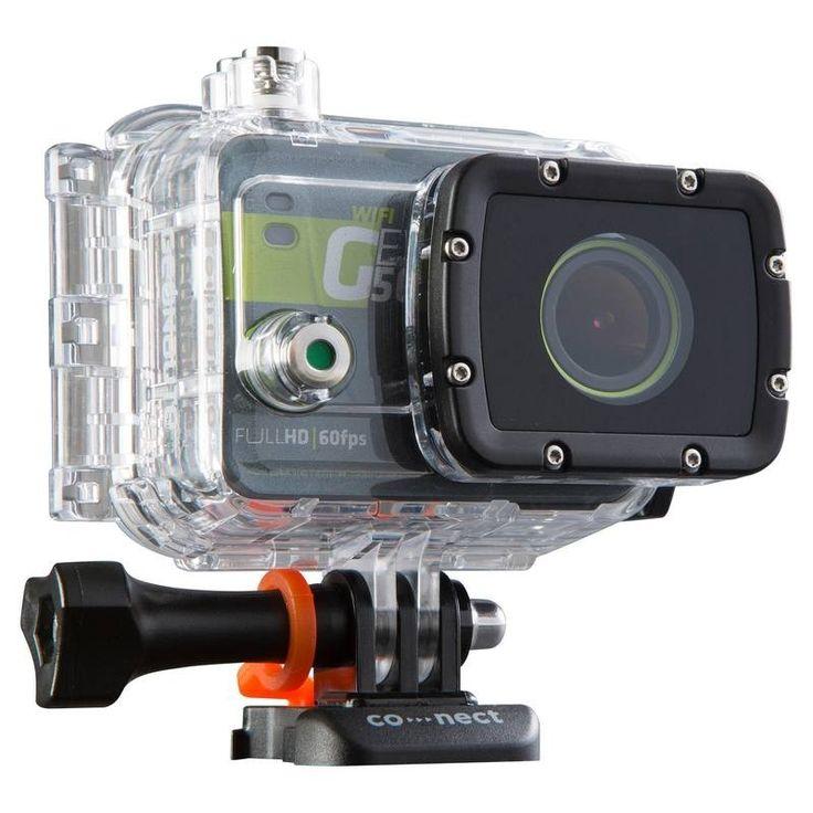 Multisport_Multimedia Elektronik - HD-Sportkamera G-Eye 500 Action Cam Full HD 1080p/60fps GEONAUTE - Elektronik