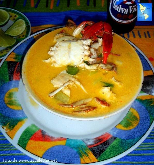 Sopa de cangrejo | Gastronomia de Honduras | Pinterest ...