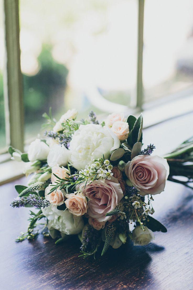 Rustikale Hochzeit mit viel Grün – Lena Wood