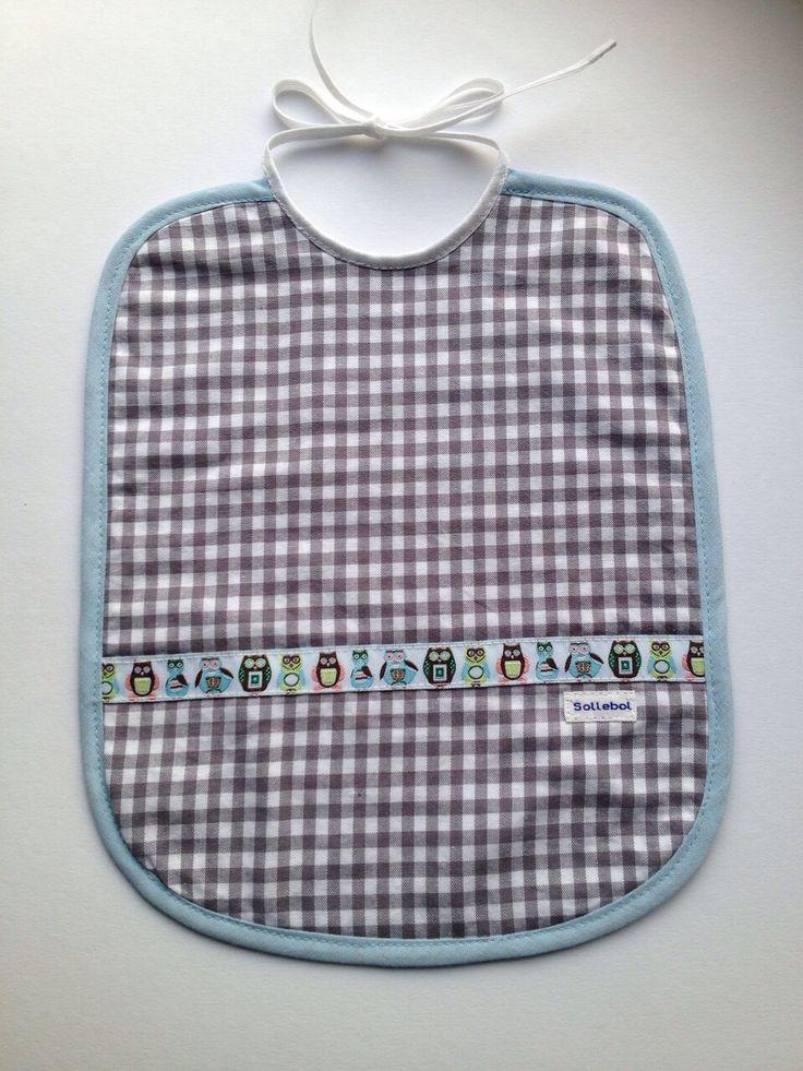 Wil je nu ook dat jouw baby er zo hip bij zit aan tafel? http://www.sollebol.nl/slabbetjes/.