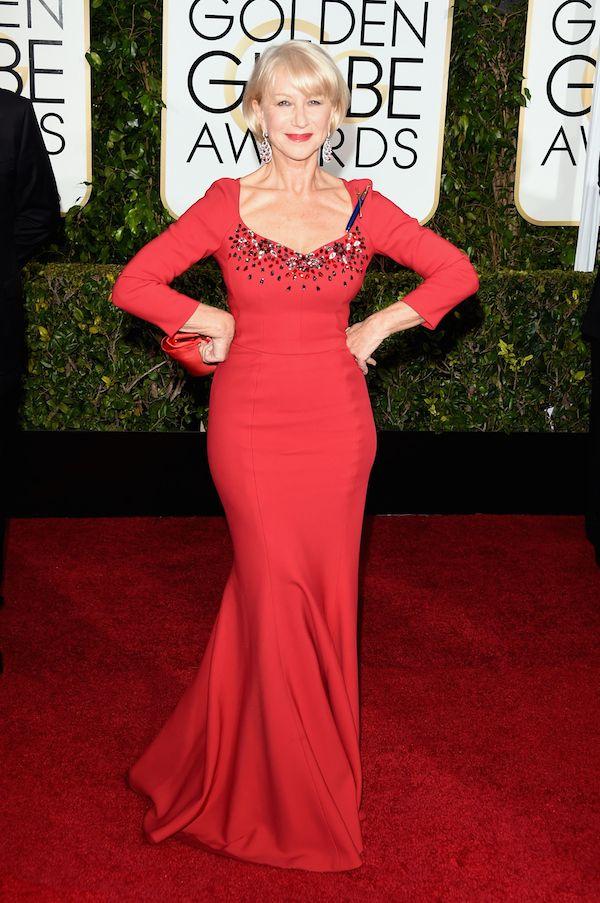 Best: Helen Mirren