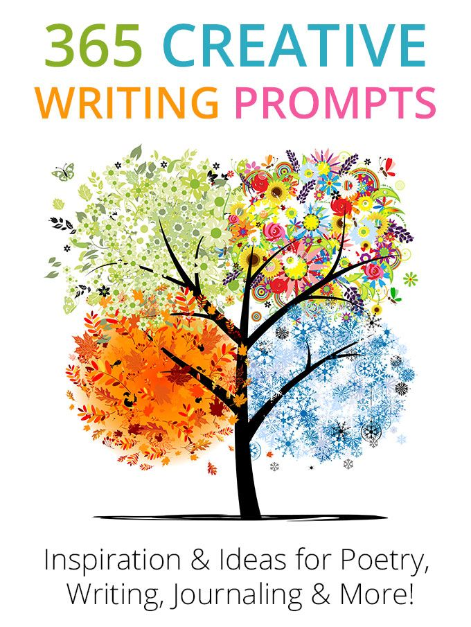 free and VERY creative and well-thought out writing prompts.... really like these!!