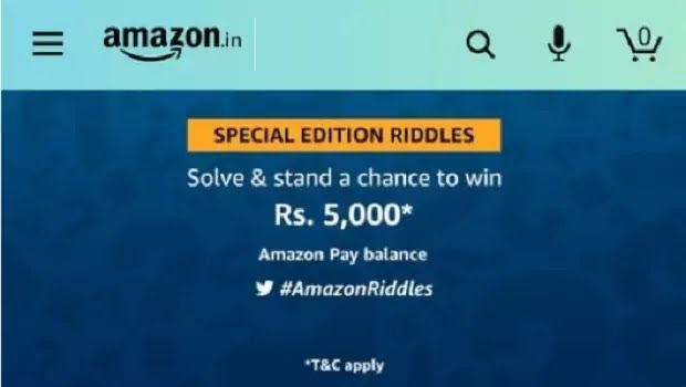 À¤…म À¤œ À¤¨ À¤¸ À¤ª À¤¶à¤² À¤ªà¤¹ À¤² Amazon Special Edition Riddles Quiz Answers In 2020 Amazon Specials Riddles Quiz