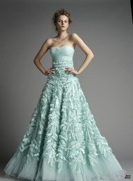 Zuhair Murad 2011 #couture www.finditforweddings.com