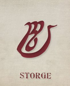 Shadowhunter Love Runes: Storge - An affectionate love that slowly develops from friendship, based on similarity.