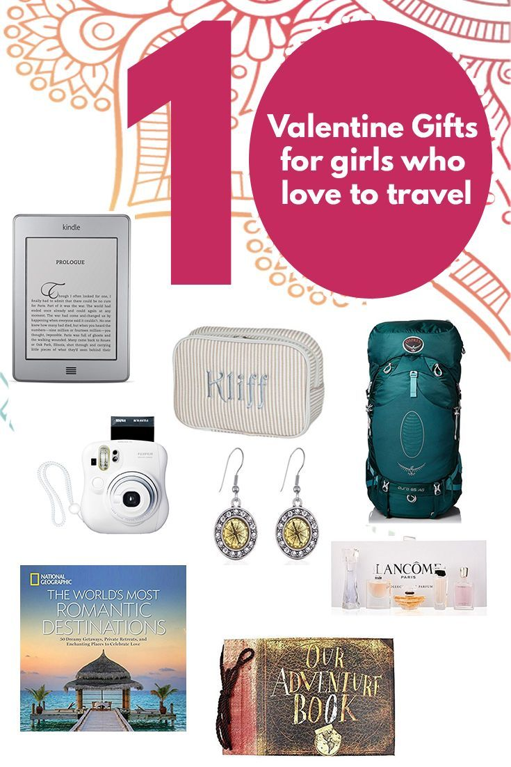 Seeking the perfect Valentine's gift for your girlfriend or wife? We have the ideal suggestionsfor you... A list of the best giftsfor girls who love to travel!*************************** Best Valentine Gifts for girls | Ideas for Valentine day | Best gifts for travelers.