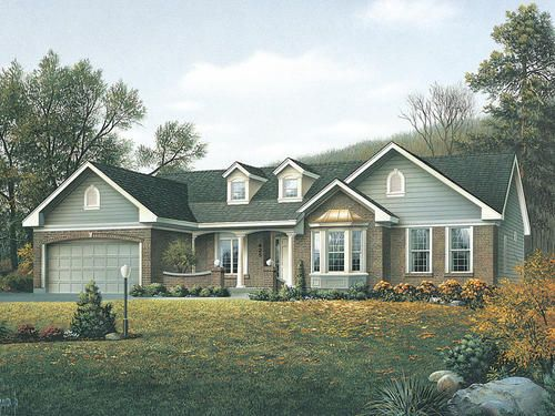 44 best menard 39 s home kits images on pinterest for Ranch home kits