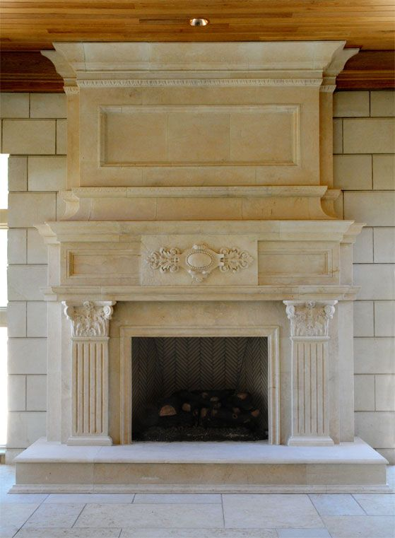 32 best Fireplace Mantels images on Pinterest | Home, Fireplace ...