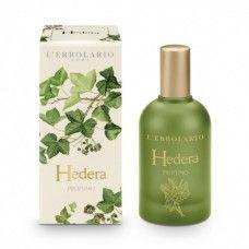 Hedera illatú Eau de Parfum - Rendeld meg online! Lerbolario Naturkozmetikumok http://lerbolario-naturkozmetikumok.hu/kategoriak/testapolas/parfumok