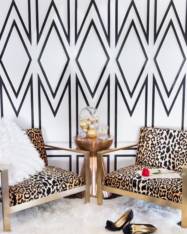 Leopard Bedroom Decorating Ideas