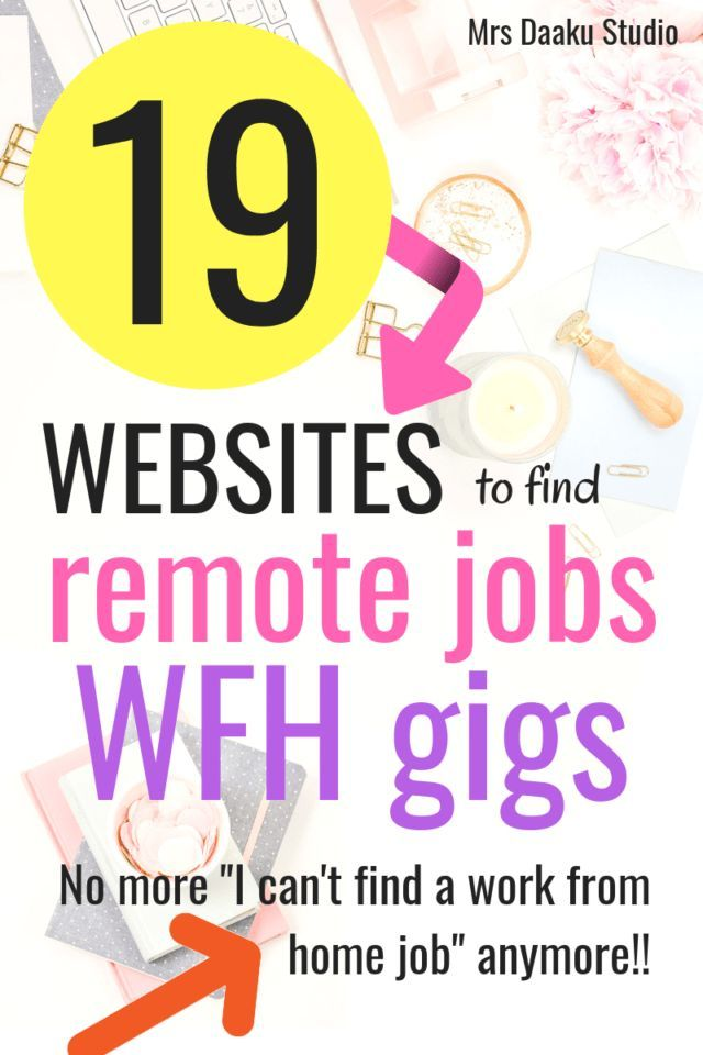 37 legit remote job websites to find your dream job – Kathi Kroll-Byron