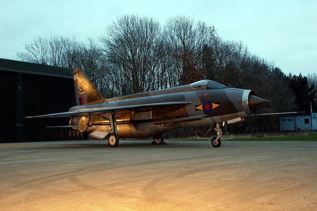 English Electric Lightning XS904 #plane #1960s