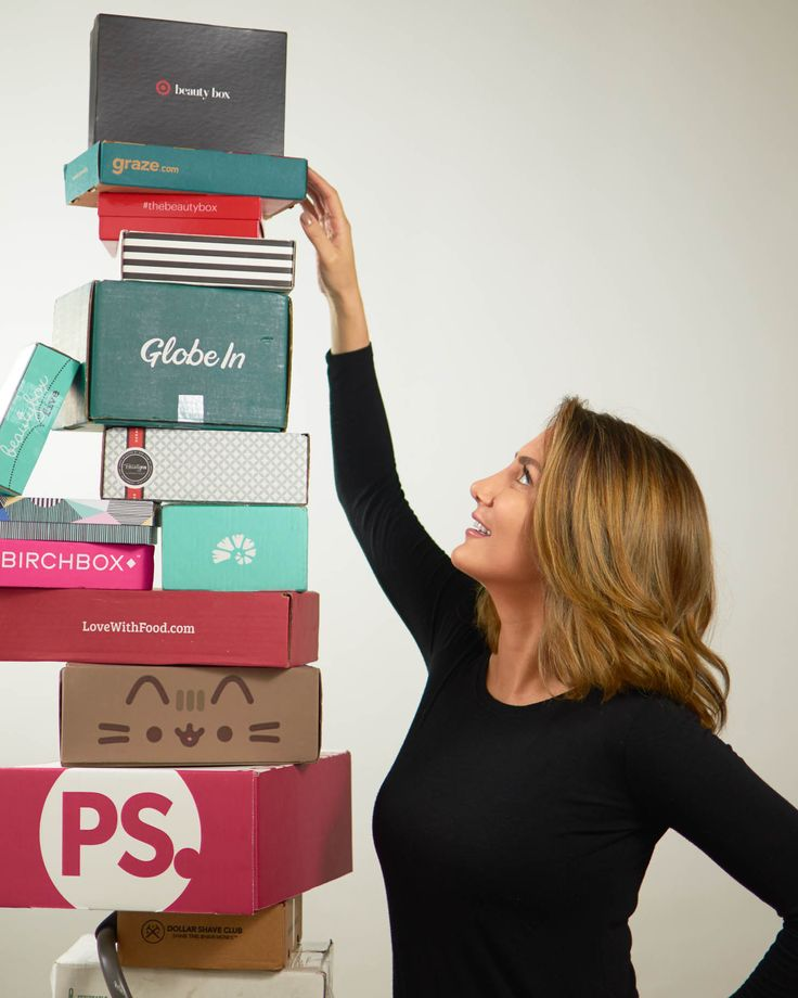 Monthly Subscription Boxes for men, women, kids, food and more - start here to…