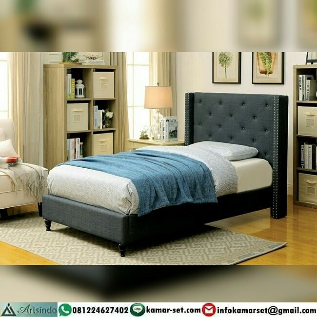 Tempat Tidur Ukuran 120x200