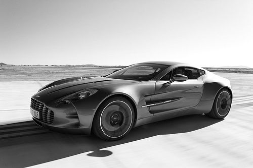 Aston Martin one77. Gorgeous