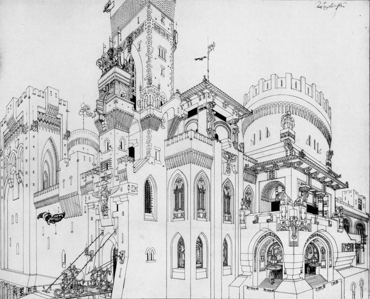 Enzo Bifoli (1882-1965), Italian architect.3