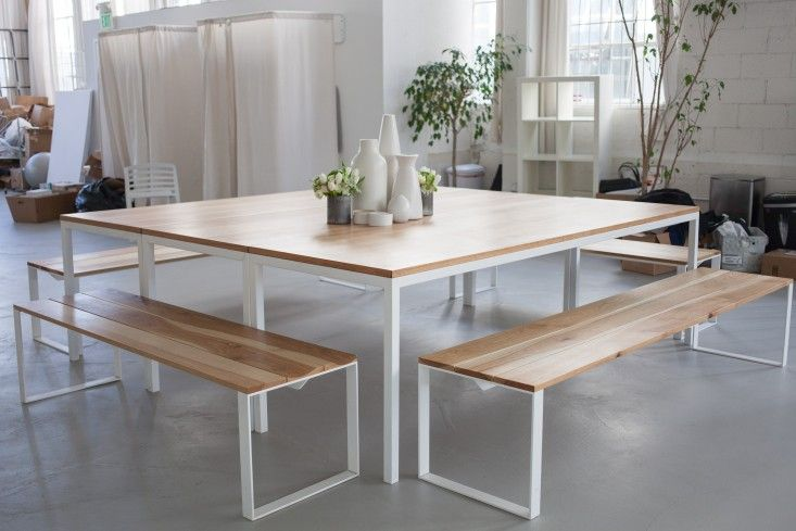 Communal Table at Everlane