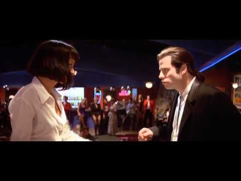 Chuck Berry - You Never Can Tell [ Pulp Fiction ]