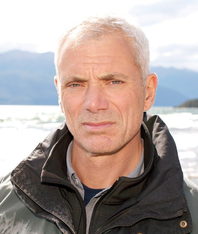 Jeremy Wade - Animal Planet - River Monsters - interview with biologist and extreme angler
