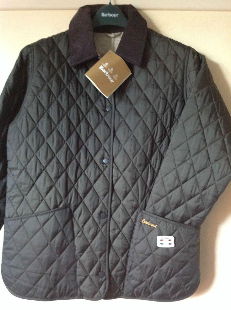 barbour mens wax jacket ebay uk