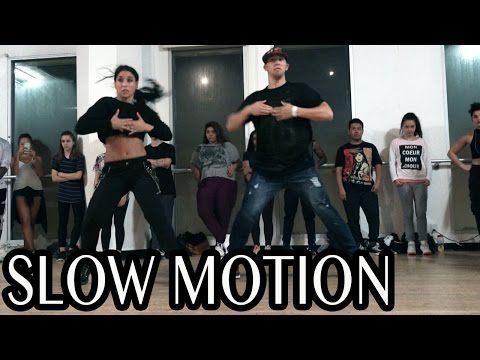 SLOW MOTION - Trey Songz Dance   @MattSteffanina Choreography (@TreySongz) - YouTube