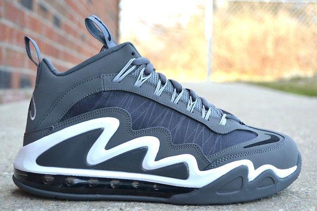 Nike Air Max 360 Diamond Griff Dark Grey