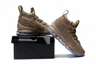 new arrival 4b5b1 634e2 ... inexpensive 2018 new nike lebron 15 mens basketball shoes sneakers  bronze yellow white 1d8e9 9b65e