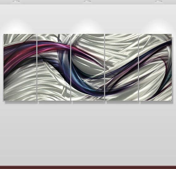 Modern Abstract Wall Art Original painting Large Contemporary