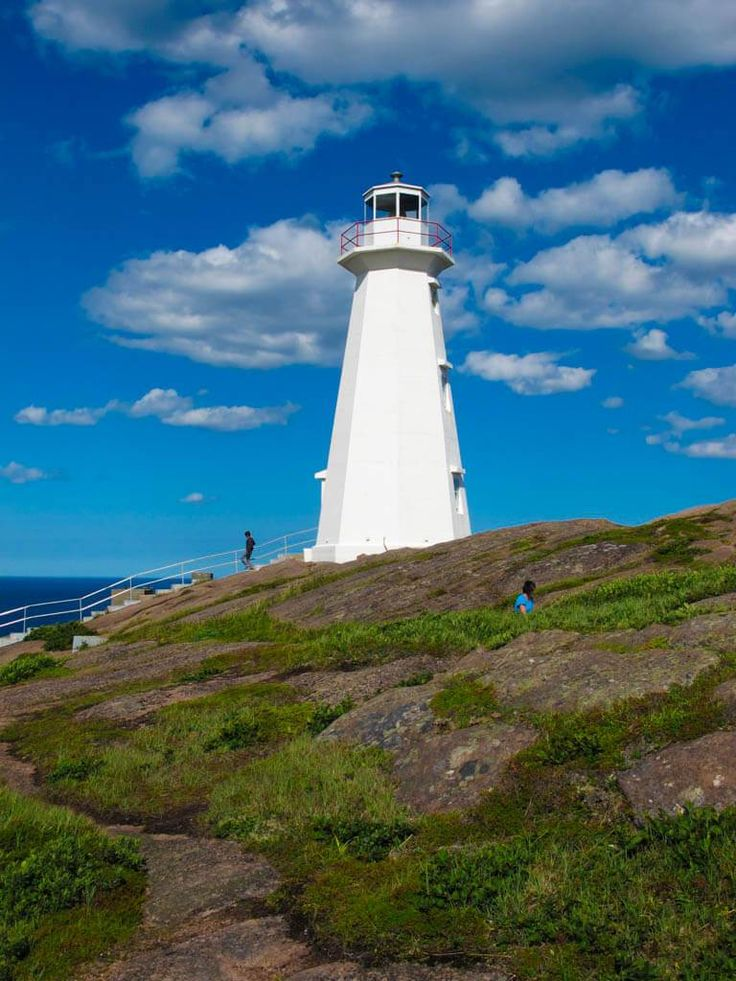 Cape Spear's New Lighthouse