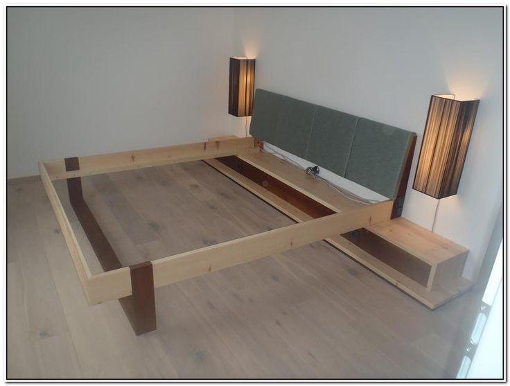 indirekte beleuchtung bett selber bauen betten pinterest bett selber bauen indirekte. Black Bedroom Furniture Sets. Home Design Ideas