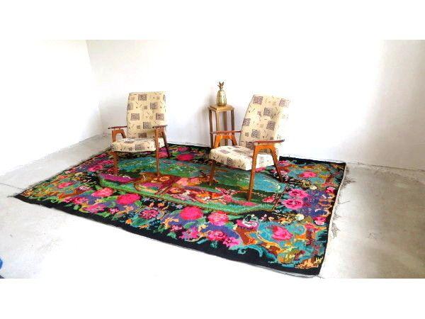 vintage teppiche 25 pinterest. Black Bedroom Furniture Sets. Home Design Ideas