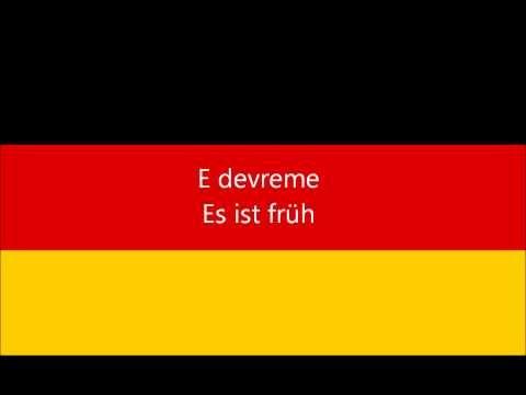 100 Expresii Germană Pentru Incepatori - YouTube