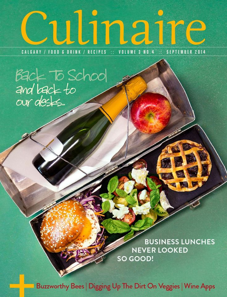 Culinaire #3:4(september 2014)