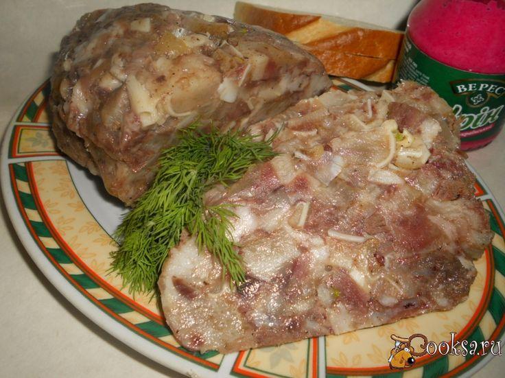 Зельц свиной