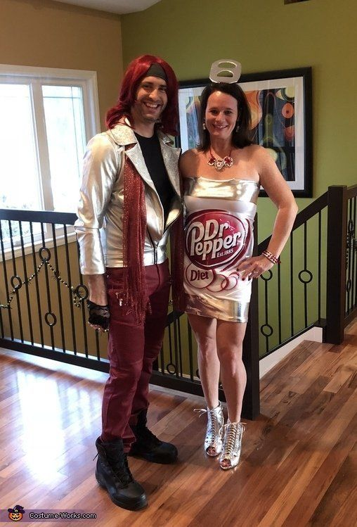Halloween Duo Costumes 2019.29 Couples Halloween Costumes That Are Anything But Cheesy