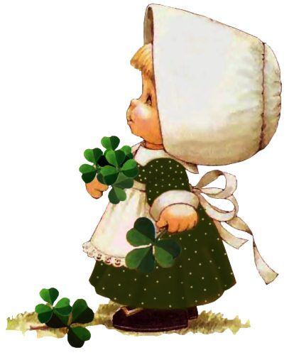 St. Patrick's day girls | ... de Ruth Morehead | ST. Patricks Day | Tamaño Grande XL | para bajar